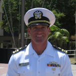 LCDR Scott Becker - Special Event Manager